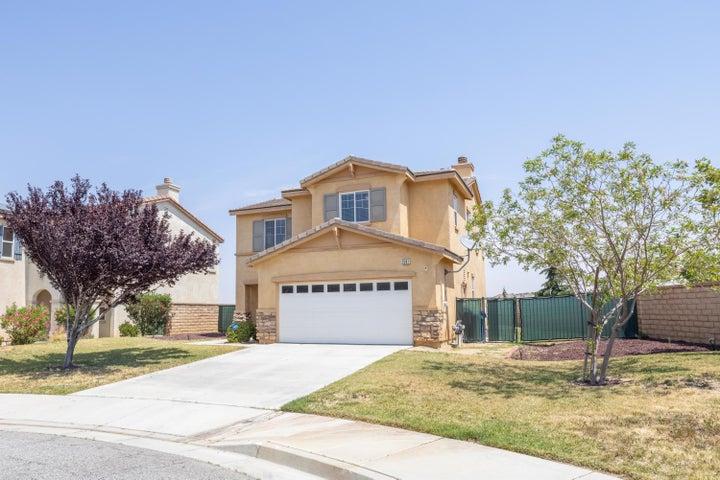 2501 Yarrow Court, Palmdale, CA 93551