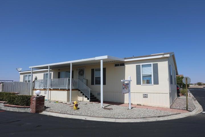 1550 20th St W, 26, Rosamond, CA 93560