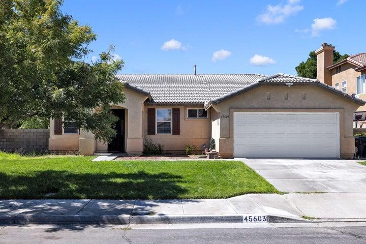 45603 Sterling Street, Lancaster, CA 93534