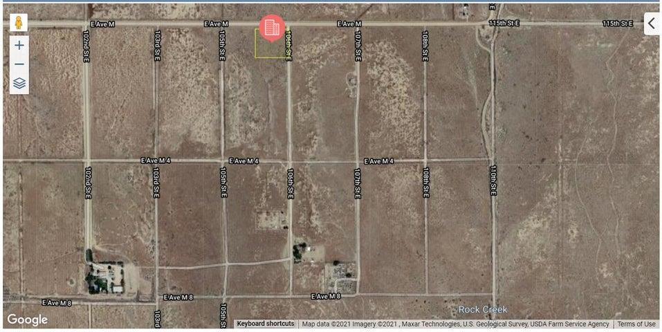 Cor Avenue M Drt 106, Ste D, Palmdale, CA 93591