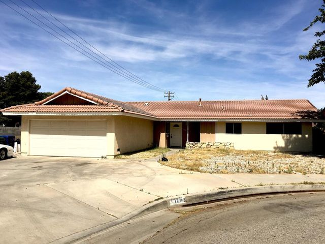 44352 Downsview Road, Lancaster, CA 93535