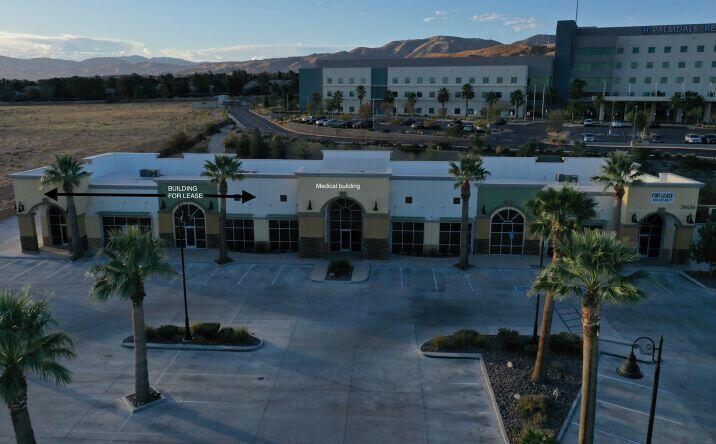 38636 Medical Center Drive, Palmdale, CA 93551