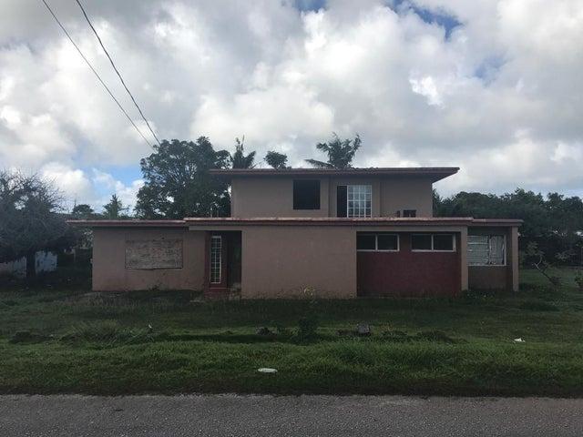 Main exterior of home