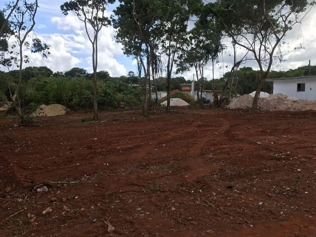 Recently cleared... ready for you to break ground for your NEW home or construction project!
