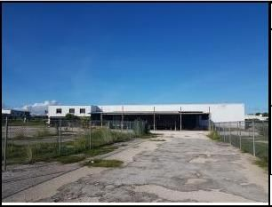 Warehouse from street-view