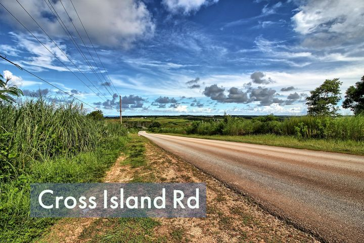 Rt 17 Cross Island Road, Yona, GU 96915