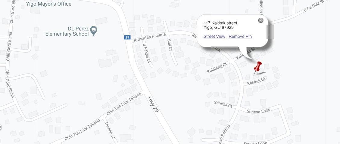 117 Kakkak Street, Yigo, GU 96929