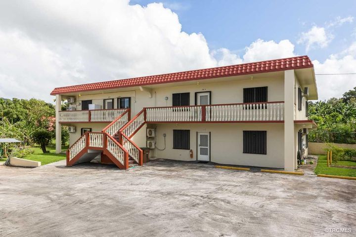 156-3 F.T. Pangelinan (upper left) Drive 156-3, Santa Rita, Guam 96915