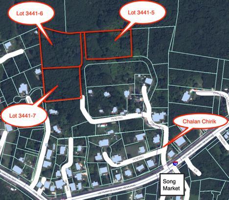 L3441-5 L3441-6 L3441-7, Ordot-Chalan Pago, Guam 96910