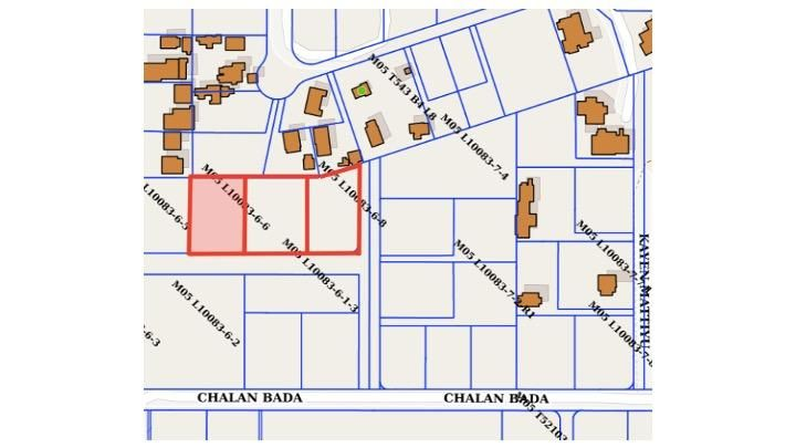 Chalan Bada, Yigo, Guam 96929