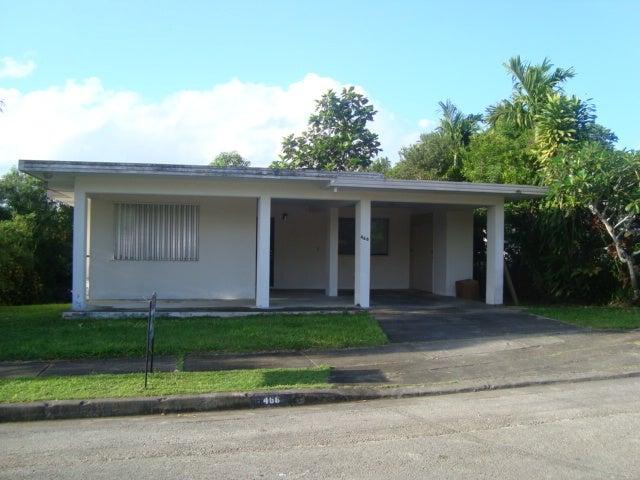 466 Chalan Canton Tutujan, Sinajana, Guam 96910