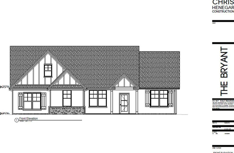 Home to be built! Backs up to 3,600 acre conservation area. 1 level, 3 BR, 2 bath with unfinished bonus room (can be finished for additional price). Purchase now & choose interior & exterior selections from many options!