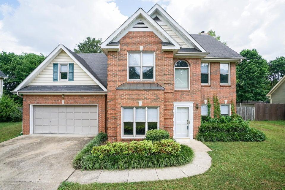 Image of wonderful brick home in Hixson, Chattanooga, TN