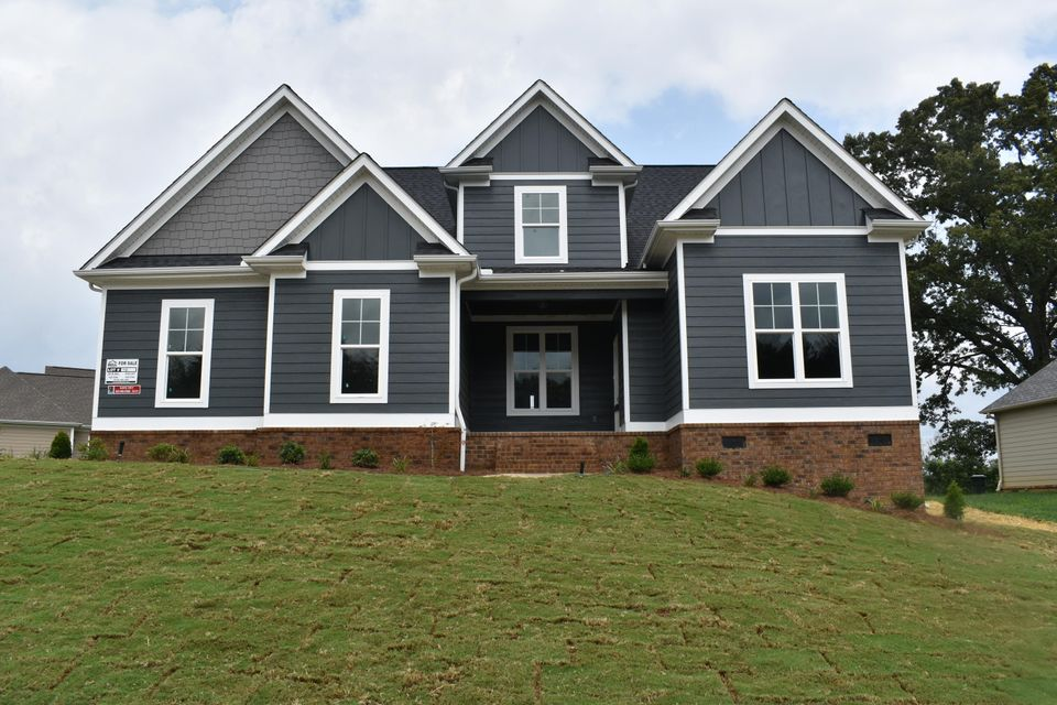 Image of newly built home in McKenzie Farms, Ooltewah, TN