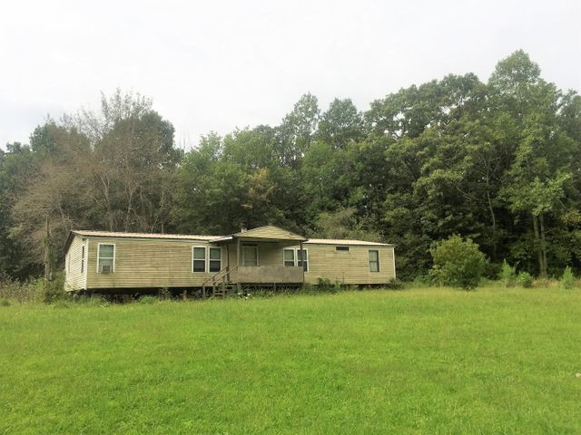Double wide mobile home being sold as is