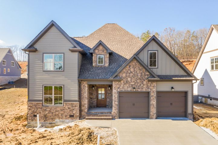 Welcome to Ooltewah's NEW Oakhaven Fields Subdivision where Home awaits!