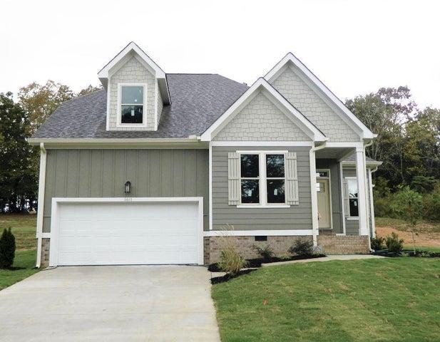 8661 Woodbury Acre Ct, Lot 11, Harrison, TN 37341