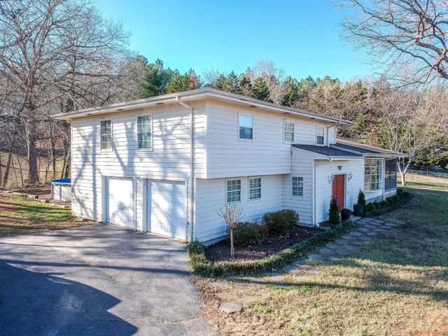 On 2.6 acres & partially furnished at the right price