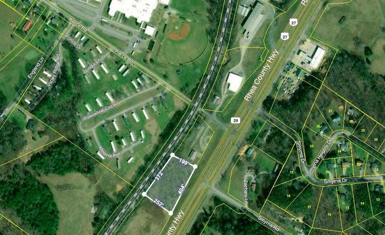 Tbd Rhea County Hwy, Evensville, TN 37332