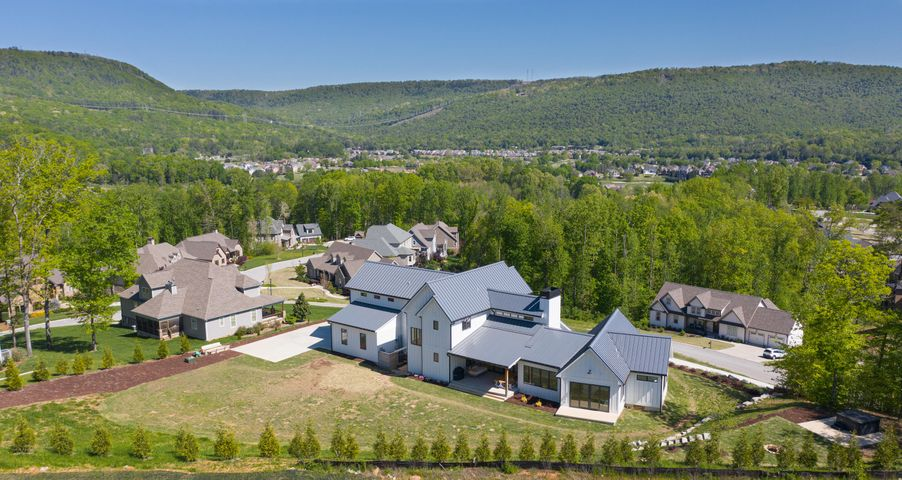 Welcome home! Forever views on one of the biggest lots in Black Creek.