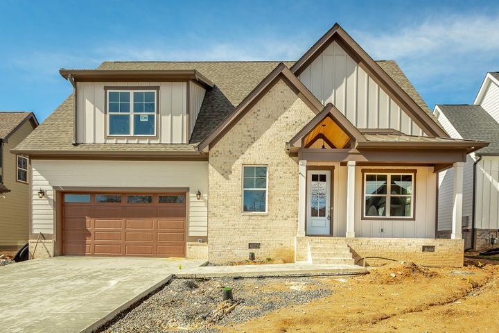 Come check out this new construction community right off of Ooltewah Ringgold Road! This is a beautiful 4 bedroom and 2 and a half bath home with the kitchen opened up into the living room which would be great for hosting gatherings and family events.   Builder owns other lots and homes in the neighborhood call us for more details! Also, a community pool is scheduled to be put into the neighborhood! 100% Financing Available!