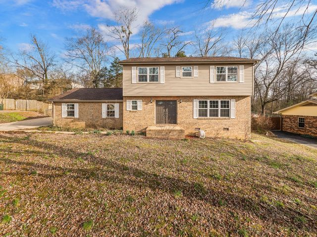 OPEN HOUSE this Sunday 2-4 pm. Beautifully fully renovated home in a fantastic established East Brainerd neighborhood. The owner spared no expenses to make this home one that you will be proud to entertain in.  The home boasts several updates such as updated baths, new windows, exterior siding, garage doors and openers, new ceilings, light fixtures, newer roof, updated HVAC and much MORE! Updated kitchen includes stainless appliances, granite counters, new soft close maple cabinets and tile backsplash.  Wonderful floor plan layout including formal living room, family room with fireplace, formal dining and a breakfast nook.  Oversized garage with floored attic space above it. Within 2 miles or less of Westview Elem and East Hamilton Middle/High schools and very close to shopping areas. Additional updates include gutter guards, new motion sensor flood lights, new water heater and a new crawlspace vapor barrier. Home even comes with a 1-year Home Warranty for Buyer peace of mind! Don't wait as homes of this caliber don't last.