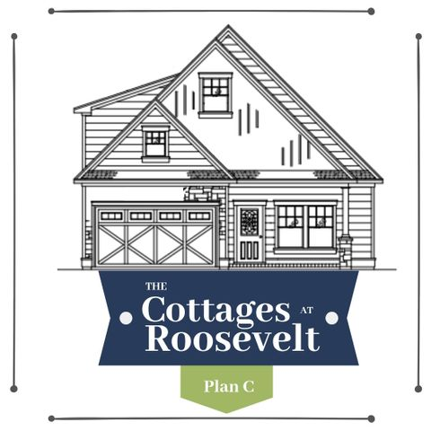 Living is easy, comfortable and beautiful at The Cottages at Roosevelt. Located in East Ridge, this new construction is 15 minutes away from Downtown Chattanooga. It is the ideal commute, close enough to go whenever you need but far enough to get a breath of fresh air. Completion date subject to change. Personal interest, listing agent related to owner. Buyer to verify all information is correct.