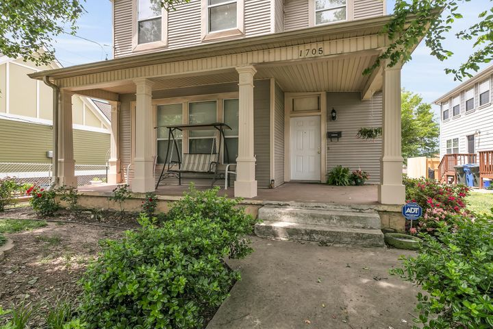 Welcome to 1705 Read Ave, a century-old home in the heart of Southside. Featuring 3 bedrooms, 2 bathrooms, and 1,871 sqft, this home includes a charming front porch, plenty of off-street parking, and an expansive garden abundant with vegetables and herbs. Completely remodeled in 2006, the home still offers a wonderful opportunity for a new owner's design ideas and personal improvements to take it to the next level. Within walking distance to an abundance of Southside shopping, dining, and entertainment, and adjacent to a small community park. Call today for your private showing!