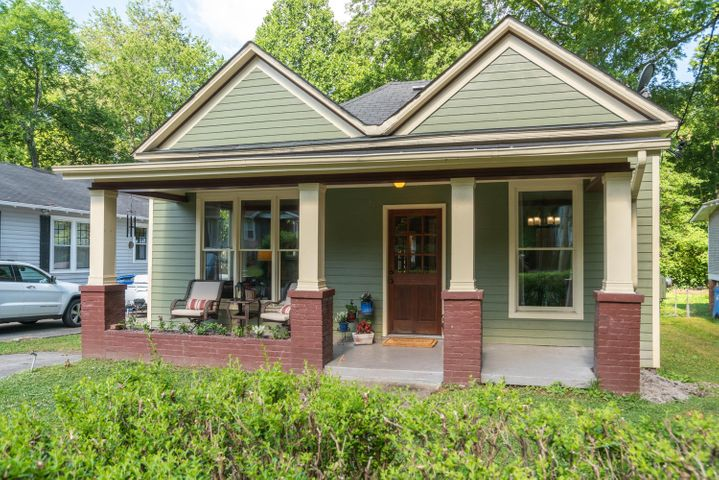 Welcome home to 4911 Florida Ave in beautiful historic Saint Elmo! This wonderfully restored historic home features an open floor plan, a large flat yard and an inviting rocking chair front porch. You'll love the close knit community of St Elmo, the walk ability to the St Elmo park and local restaurants. This would be a wonderful starter home, investment, or family home. Call the listing agent today for your private showing!