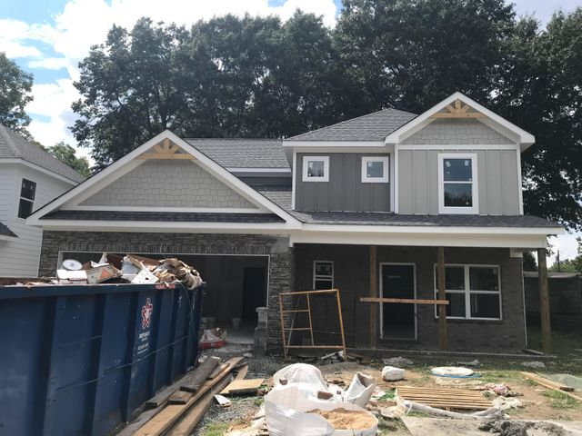 NEW CONSTRUCTION AND GREAT LOCATION. NEW 3 BEDROOM HOME CONVENIENTLY LOCATED IN EAST BRAINERD. HOME TO BE COMPLETED SOON. NEW CONSTRUCTION SITE - PLEASE USE CAUTION. OWNER/AGENT