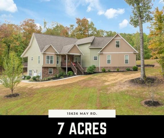 15636 May Rd Rd, Sale Creek, TN 37373