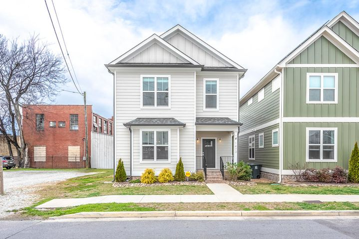 Ever wondered what it would be like to live like a Southside local? 1473 Madison Street is your chance to find out with urban living at its best! Enjoy this superb location, just steps away from Southside shopping, dining, and doing, and just a minute's walk from the prized Jefferson Heights Park and Playground. This 3 bedroom, 2.5 bath home not only offers a convenient location in one of the hottest neighborhoods near Downtown but also fits right in with the historic charm typical to the Southside. Local lenders preferred. Schedule your showing today! Open House coming up on Sunday, August 23rd, from 2-4 pm! From the street, you'll find a well-crafted home full of character featuring extra-low maintenance siding, along with a meticulous curb-side garden, as well as a detached two-car garage to the rear of the home. Upon entering, you'll feel right at home with an open concept living space and kitchen featuring luxurious granite countertops, tile backsplash, and lots of storage space, including a nice-sized pantry. As you take in the size of this home, you'll also find high, coffered ceilings within the three large suites which lend to an even more spacious and airy setting. Feel confident knowing that this home has been freshly painted and is also equipped with two HVAC units which are only a few years old.  The beauty of this home shines through within this newly-built neighborhood featuring underground cable, electric, and telephone lines. It is also apparent that the builders paid extra attention when hand-selecting the materials used throughout this home including the low-E argon windows as well as the fiber cement siding, which are each known for their extreme durability as well as green and energy efficient qualities. This home is a must see!