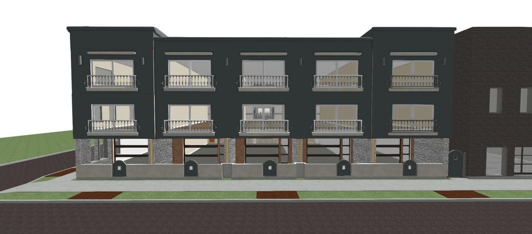 Downtown and unique! The best way to describe The Jefferson on Main Street townhomes with theirmodern design starting with a flex space built to enjoy Southside entertainment with an overhead rollup door from the covered patio leading into your interior wet bar area with beverage and winerefrigerators. Premium appliances, quartz countertops, and modern tile create the stylish kitchens. All bedrooms boast en suites with upscale finishes and full-glass showers, while a spa-inspired en suite compliments the masters, complete with a free-standing tub and full glass shower. Spacious laundry room with generous cabinet storage. Hardwood flooring throughout. Large opening doors lead to multi-level balconies. Each unit has a large private garage. With many best built construction features including; individual commercial-grade TPO roofs, high-efficiency 23 Seer HVAC units, engineered fire separation and sound attenuation control, and commercial-use rollup doors, maintenance-free exterior finish system. Call for a private tour of the 2 and 3 bedroom floor plans.