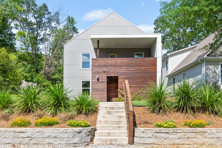 The search is over! Welcome to your new home at 193 Maryland St! The House was COMPLETELY remodeled from the ground up in 2017 and everything is less than 3 years old. This beautiful home boasts a modern design on the exterior with easy walk-ability to North Shore and Downtown. This home was built with Green - Toxin free and locally sourced materials with energy efficiency as a top-priority. The Master is on the main level and has two closets, one a walk-in, and a stunning master bath. The home has beautiful mastercrafted hardwood floors all throughout. The impressive kitchen boasts quartz countertops and beautiful cabinetry.  Downstairs are 3 additional bedrooms each with their own state of the art ductless unit, designed to save you money on your utilities. LARGE BONUS ROOM! The lower level of the home would be a wonderful in-law or teen suite as the BONUS has been plumbed for a second kitchen and has a separate entrance. Schedule your private tour today!!