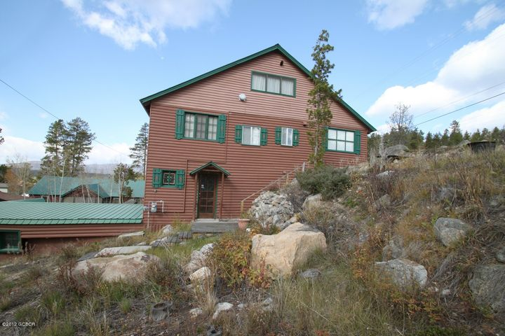 1109 Mountain Avenue, Grand Lake, CO 80447