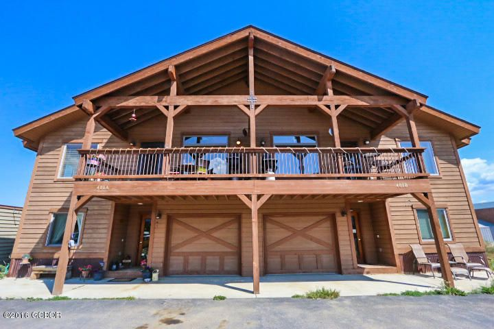 481 Muse Dr. Unit A, Fraser, CO 80442