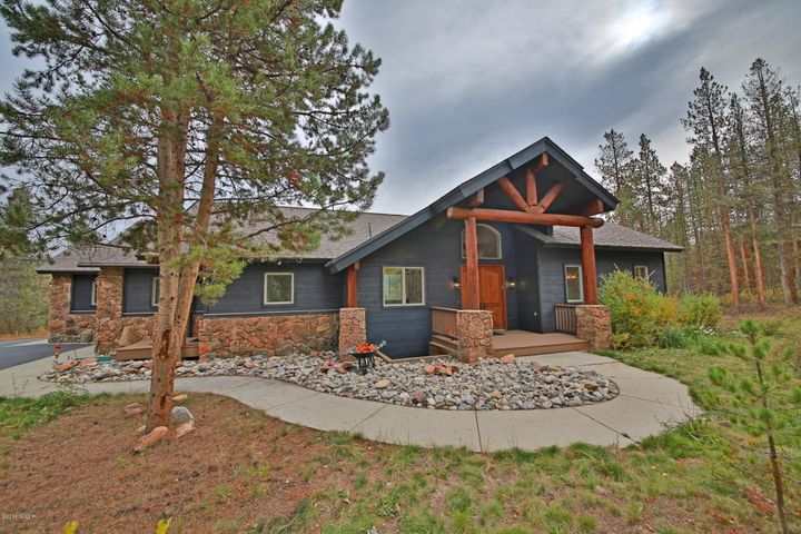 1077 CR 8032/Elkhorn Ridge Trl, Fraser, CO 80442