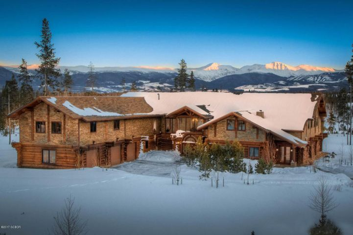Greystone Lodge with Winter Park View