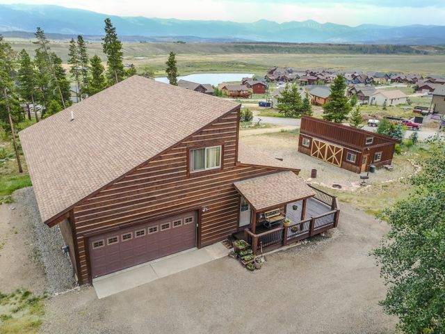558 GCR 5141/Aster Drive, Tabernash, CO 80478