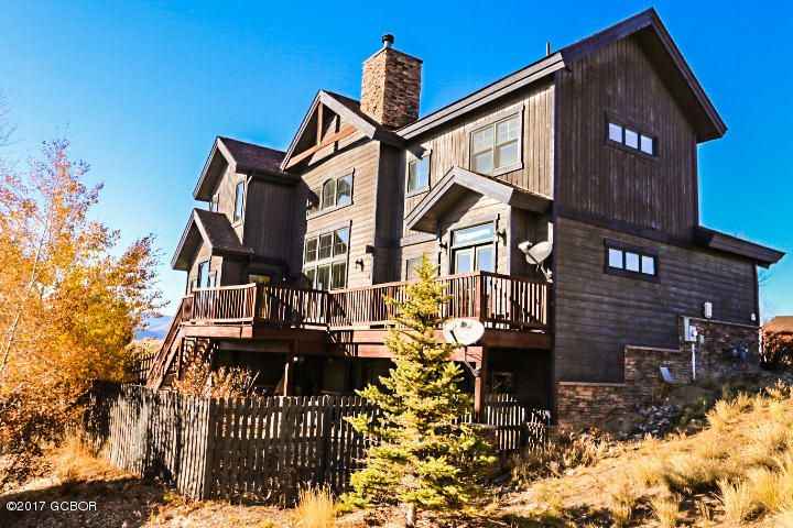 888 SADDLE RIDGE CIR, Granby, CO 80446