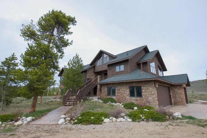 346 County Road 6236s, Granby, CO 80446