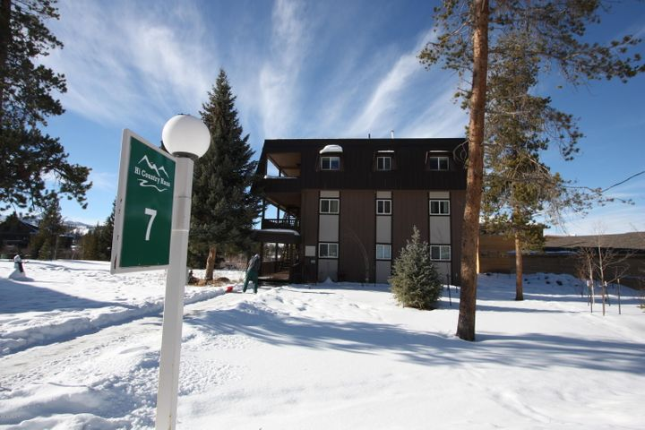 507 HI COUNTRY DR, Bldg 7 unit 7-8, Winter Park, CO 80482