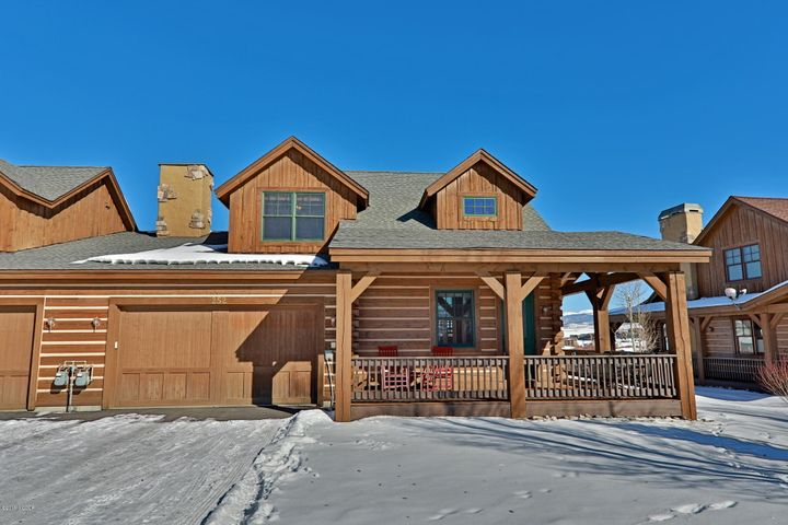 252 Thompson Road, Granby, CO 80446