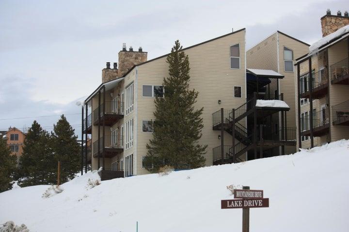 96 Mountainside Drive, B-9, Granby, CO 80446