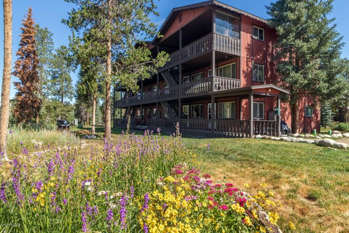 411 HI COUNTRY Drive, 409, Winter Park, CO 80482