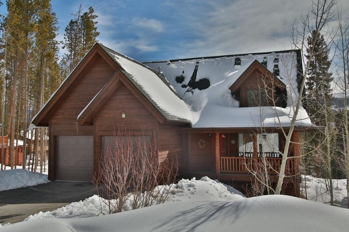 88 Pine Cone Lane, Winter Park, CO 80482