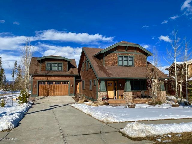 4 RIFLE SHOT Trail, Fraser, CO 80442