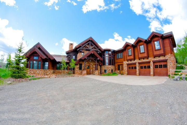 Purple Sage Ranch Exterior