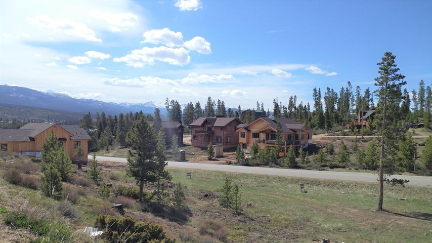 """Stake your Claim!"" Beautiful Mountain Views & excellent central location between Grand Lake & Granby."