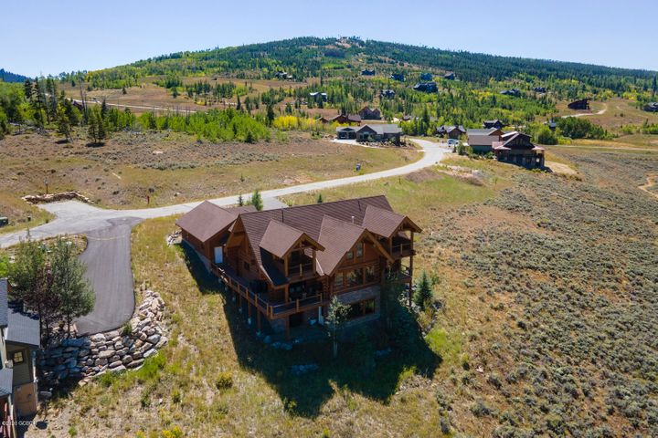 743 Upper Ranch View Road, Granby, CO 80446